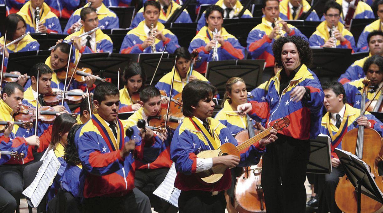 Orquestra Sinfônica Simón Bolívar