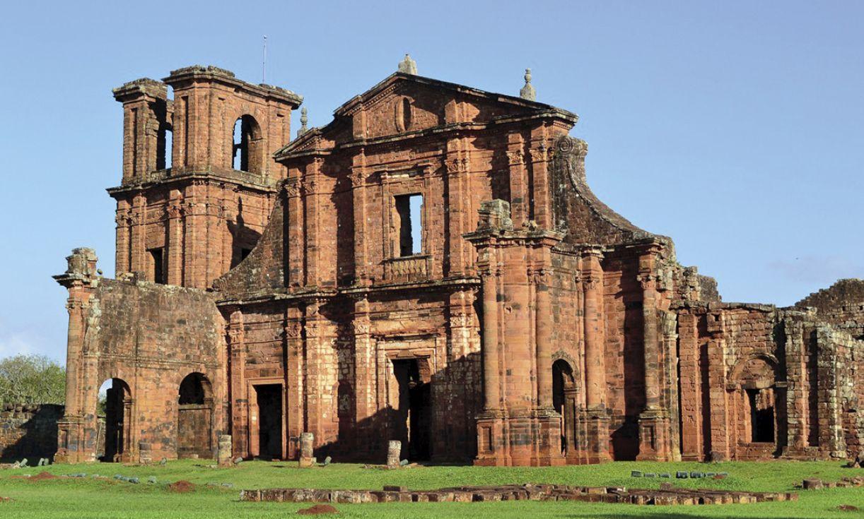 As ruínas da província foram declaradas Patrimônio Histórico Mundial pela Unesco, em 1984