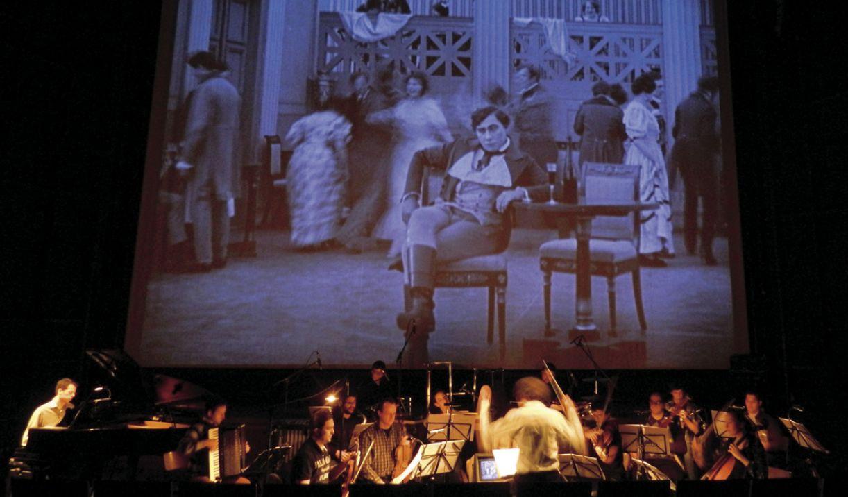 'O estudante de Praga' (1913) foi apresentado em evento de gala, com música ao vivo