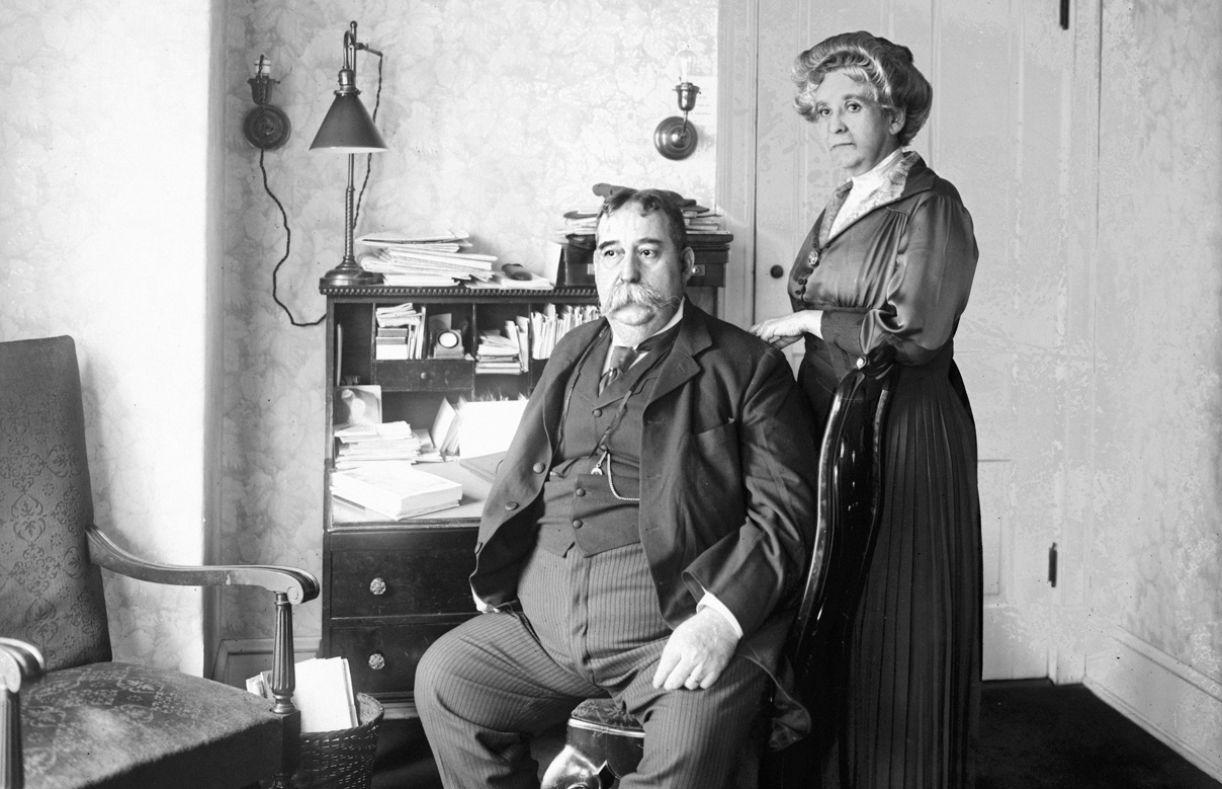 Em 1916, Oliveira Lima e sua esposa Flora decidiram morar nos EUA, onde ficaram até a morte dele, em 1928