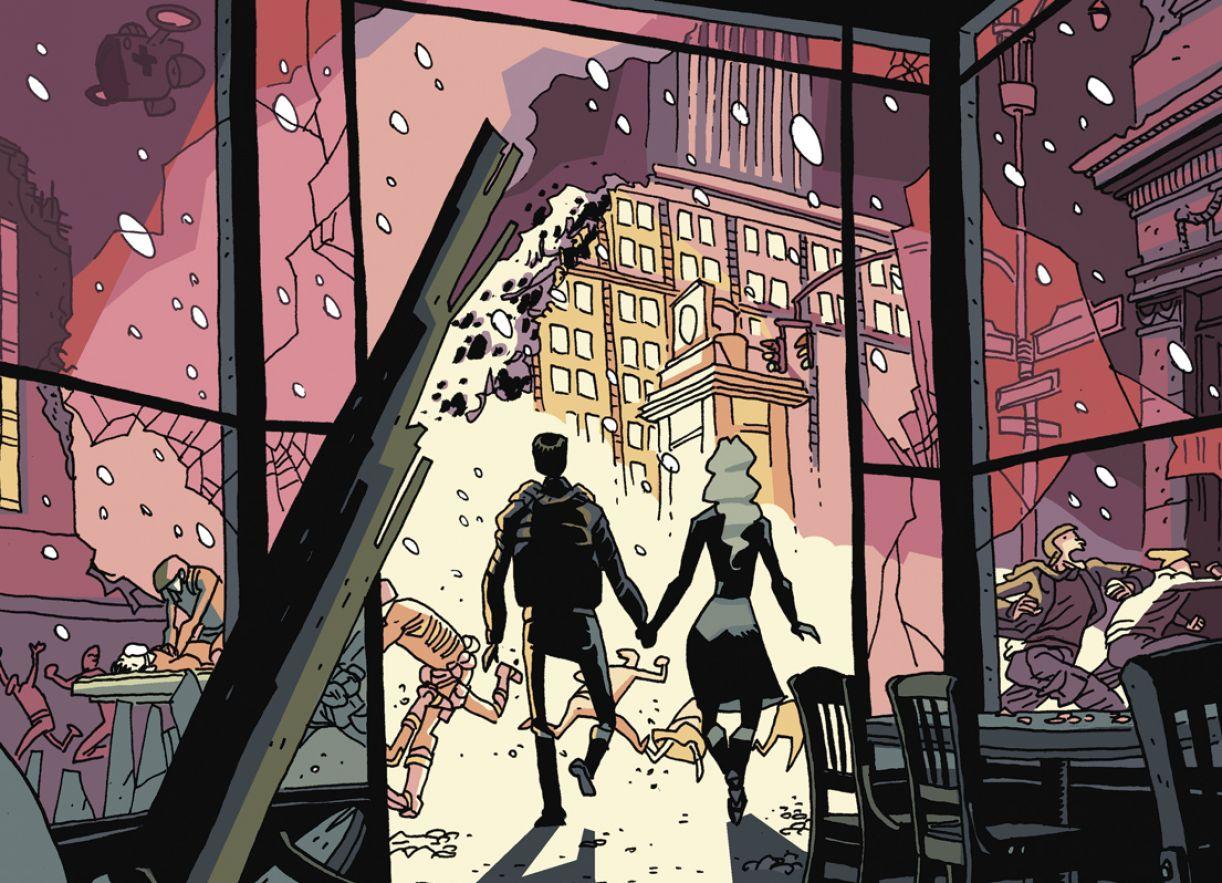 Quadrinhos da Icon Comics têm roteiro de Matt Fraction e arte dos gêmeos Gabriel Bá e Fábio Moon
