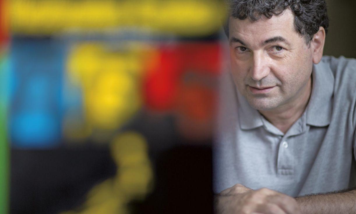 O escritor, historiador e professor Paulo Cesar de Araújo