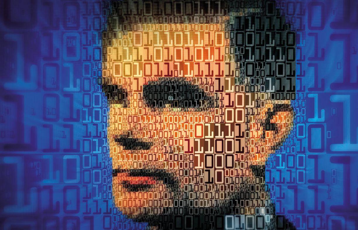 Alan Turing cometeu suicídio, cedendo à pressão por conta de sua opção sexual