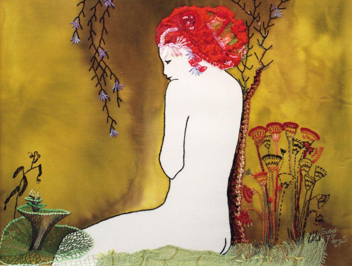 'Fantasia', peça de Vera Simonetti, baseou-se na obra 'Nu', de Montserrat Gudiol