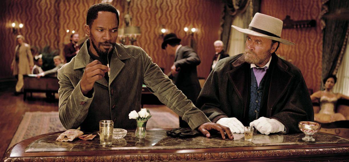 Em 'Django Livre', o diretor Quentin Tarantino faz sua primeira incursão no faroeste