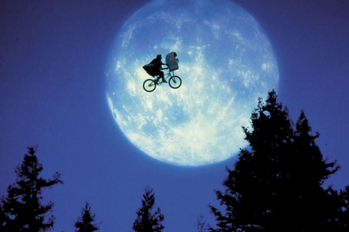 Em 1982, 'ET - O extraterrestre' tornou-se a maior bilheteria da história do cinema