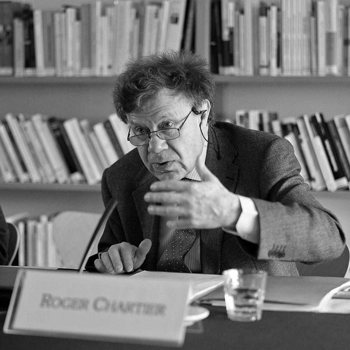 Roger Chartier