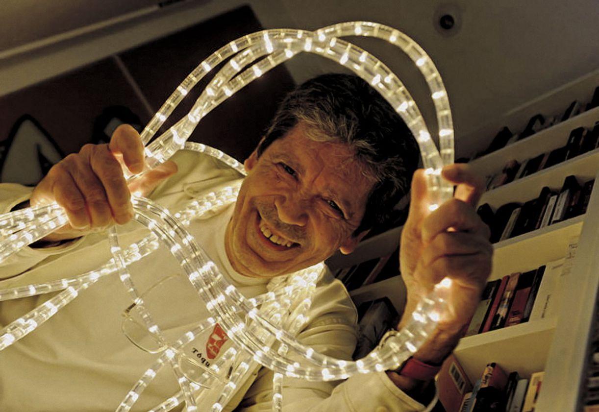 Ao escrever 'Os anjos de Badaró', Mario Prata interagiu com os leitores, na internet