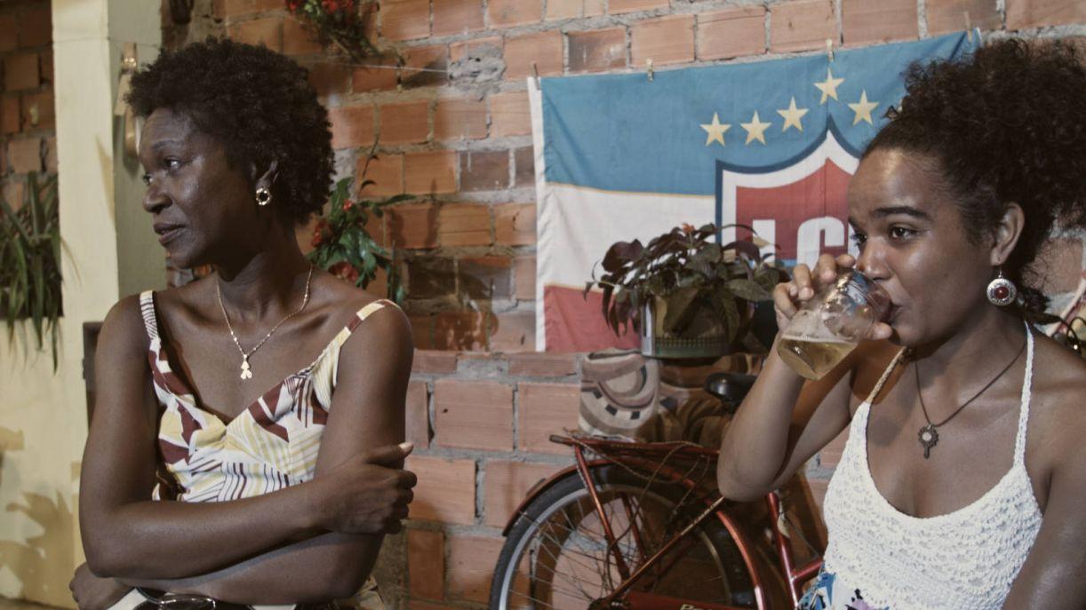 Elenco e equipe do filme são formados majoritariamente por pessoas negras