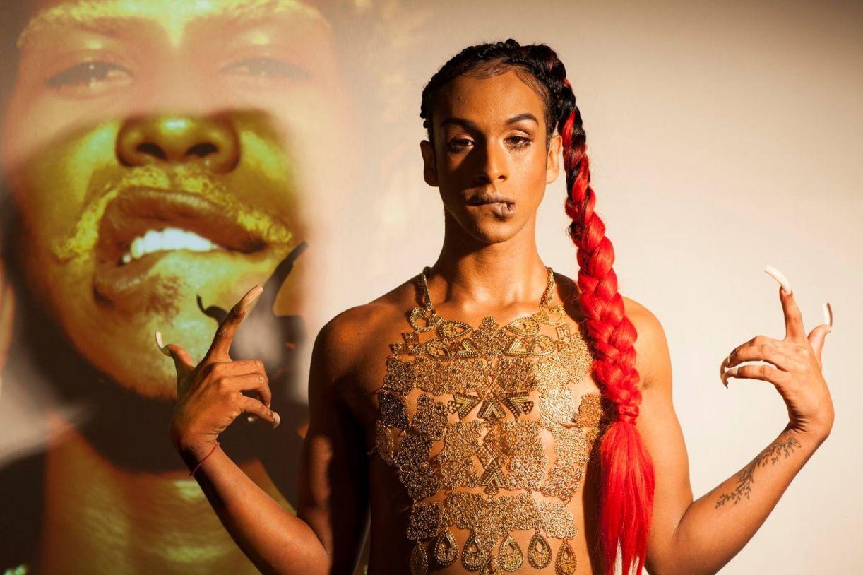 """Performer, cantora, atriz e dançarina se intitula como """"terrorista de gênero"""""""