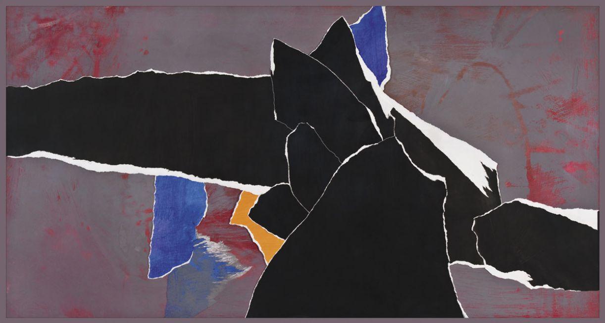 Série 'Desconstrução', de Carlos Pragana, 90 x 180cm