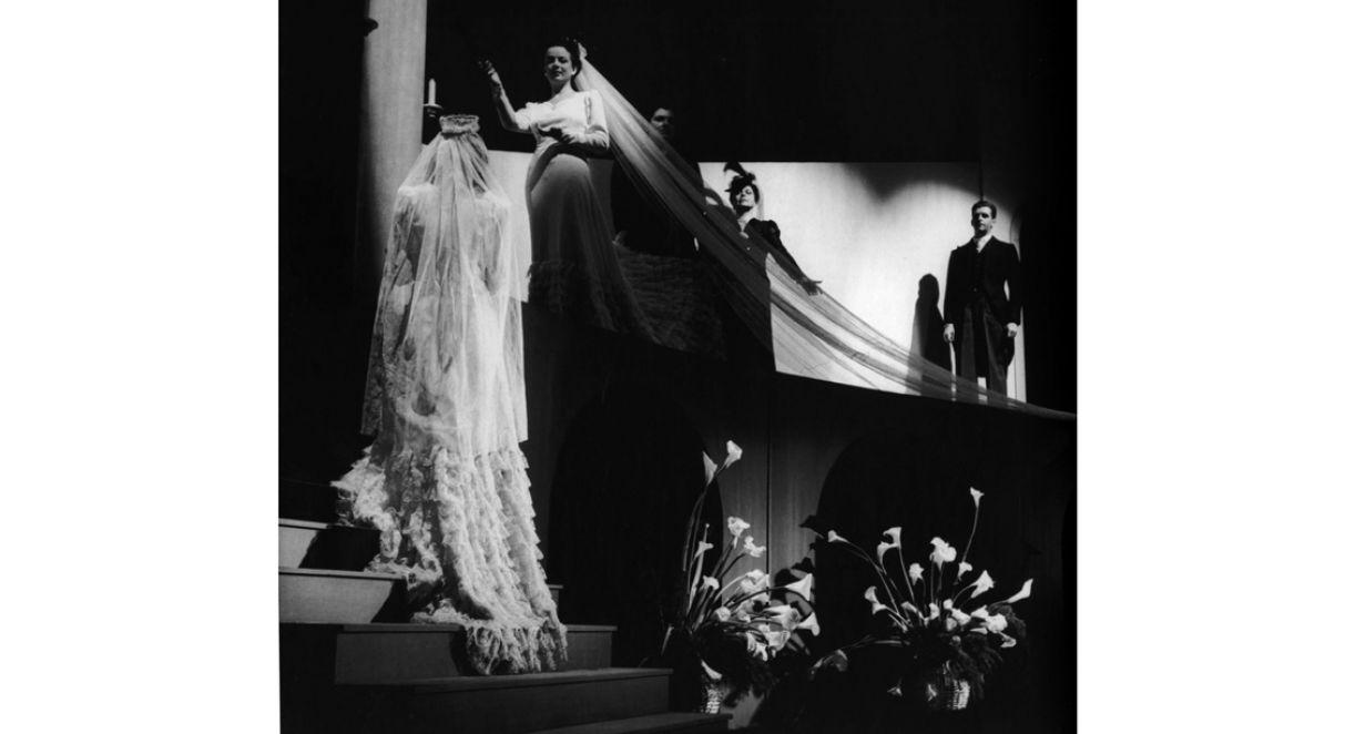 'Vestido de noiva' tornou-se marco do teatro experimental brasileiro, quando estreou em 1943