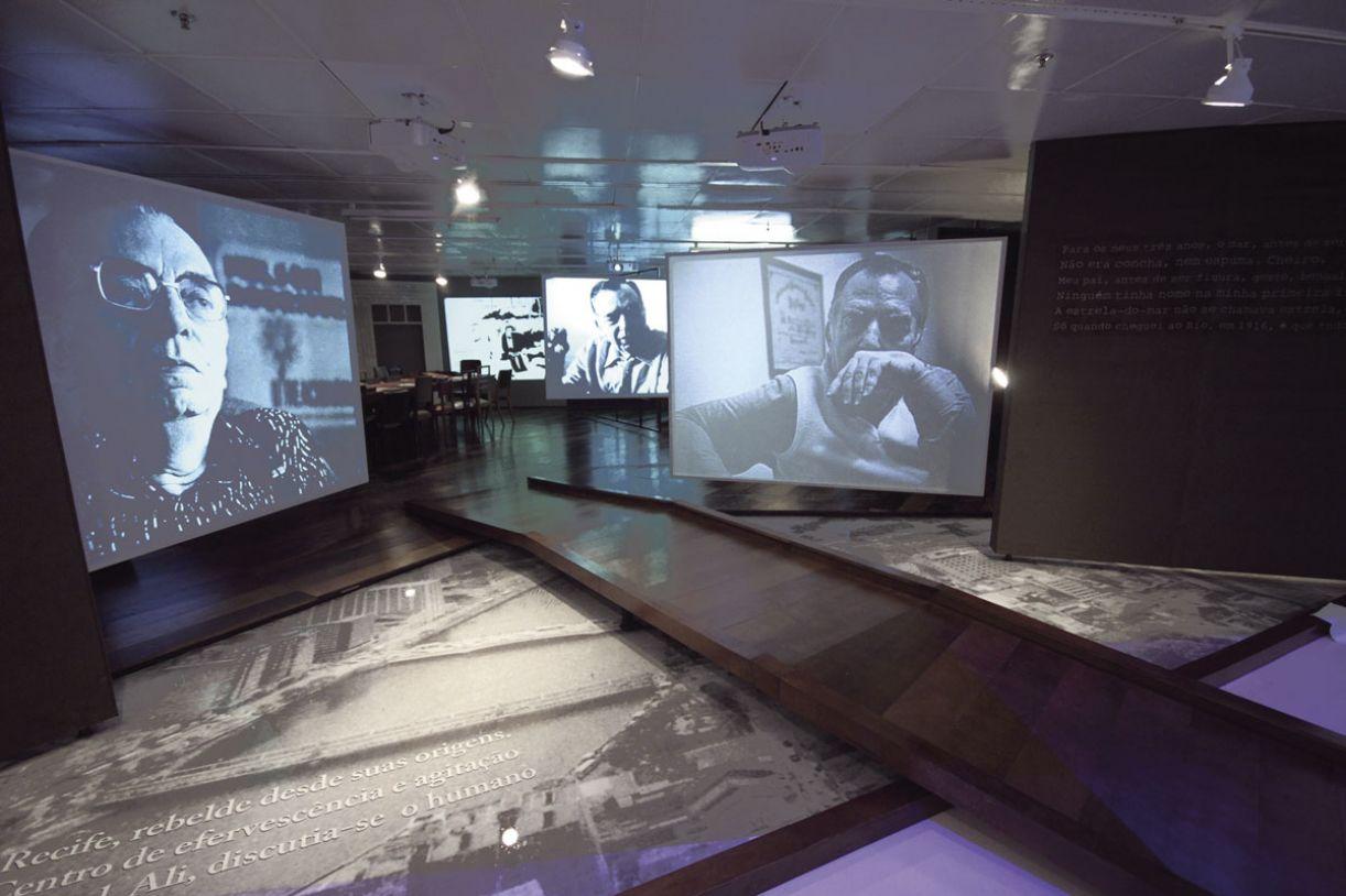 Exposição sobre Nelson Rodrigues, em São Paulo, atraiu centenas de visitantes