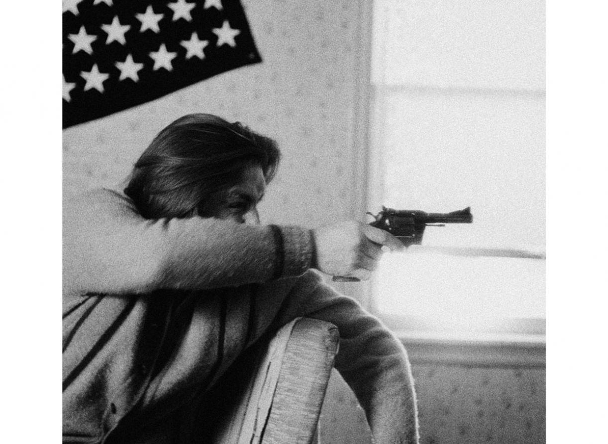 Ensaio fotográfico 'Tulsa', de Larry Clark, revela lado sombrio da vida no campo