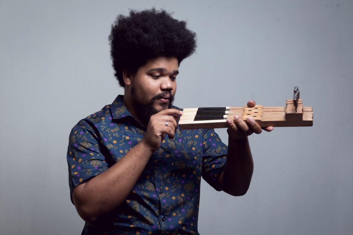 Grupo de Amaro Freitas foi vencedor do Prêmio MIMO Instrumental de 2016
