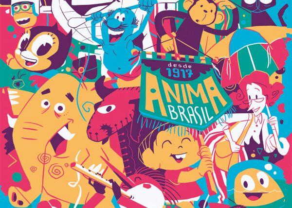Cem Anos Da Animação Brasileira Revista Continente