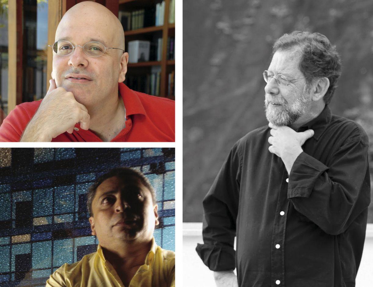 Alberto Mussa, Sidney Rocha e Eric Nepomuceno estão entre os 32 autores da coletânea