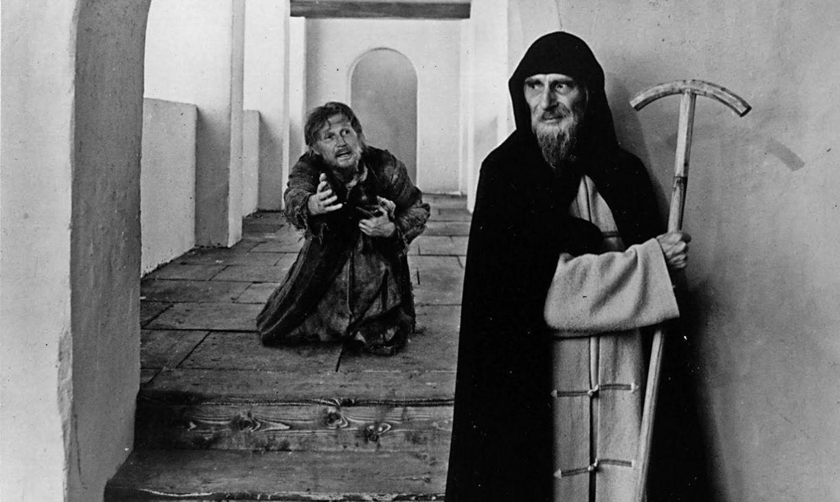 O filme 'Andrei Rublev' foi censurado por Leonid Brejnev, sob alegação de passar imagem negativa da Rússia