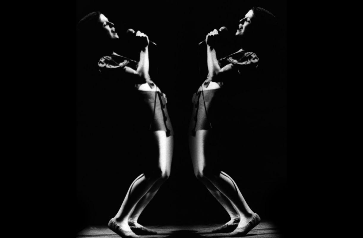 Imagem de 'Transversal do tempo', elogiado espetáculo, que teve disco gravado ao vivo