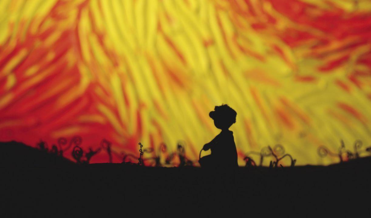 O filme 'Dia estelado', de Nara Normande, com 17 minutos, levou quatro anos para ser feito