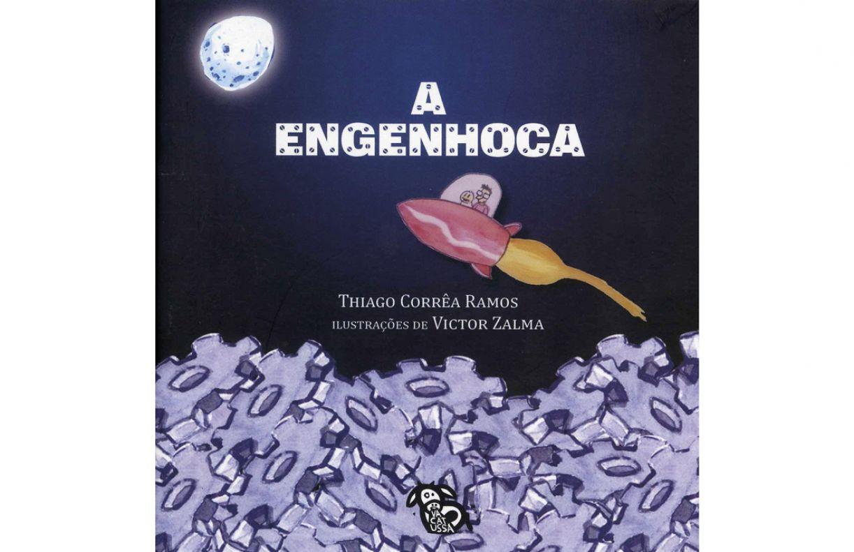 O livro foi escrito pelo pernambucano após o nascimento de sua primeira filha