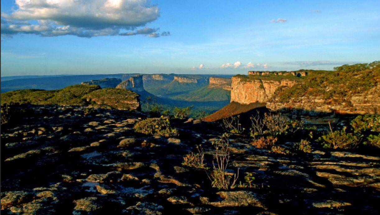 Do Morro do Pai Inácio, é possível ter uma panorâmica dos principais morros da região