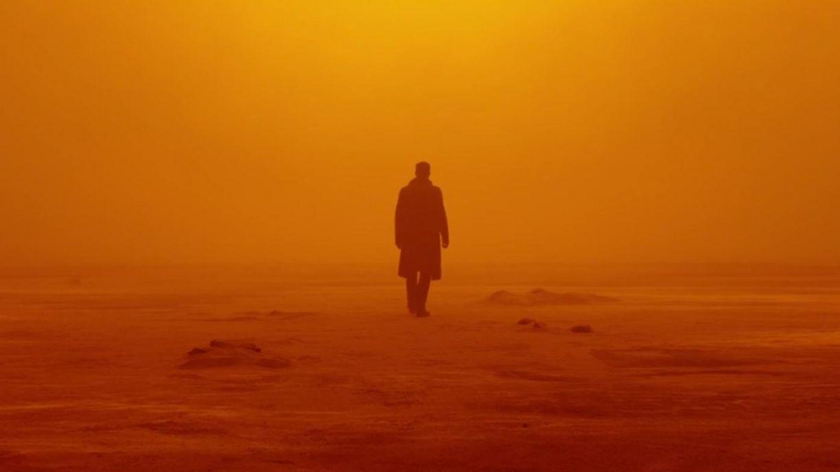 Imagem do filme 'Blade runner 2049'