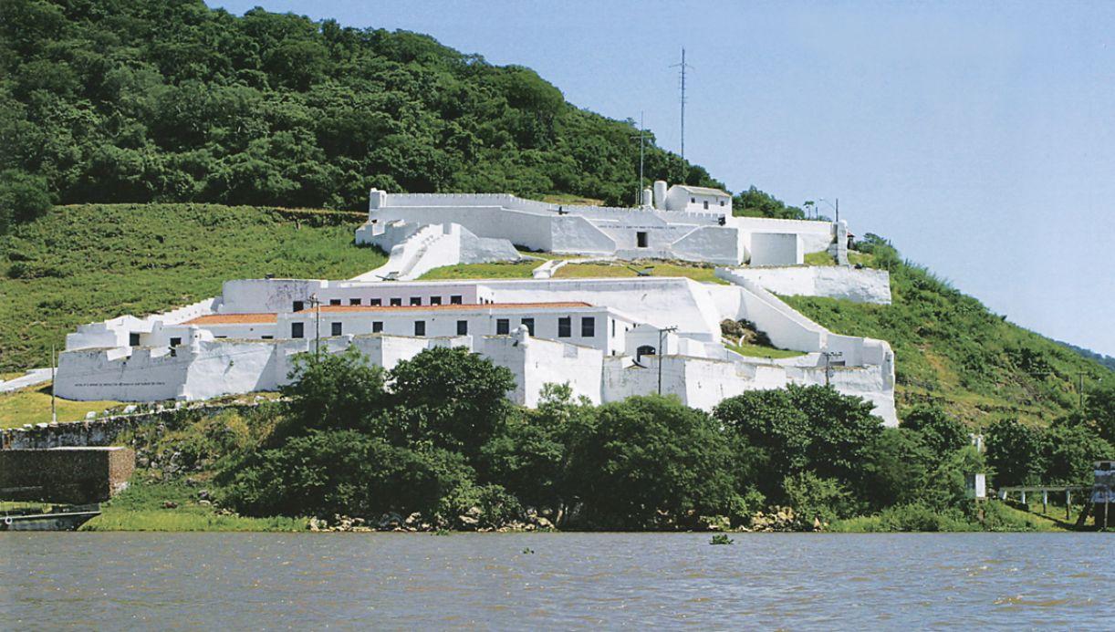 Construído em 1775, o Forte Coimbra é a edificação mais antiga de Mato Grosso do sul