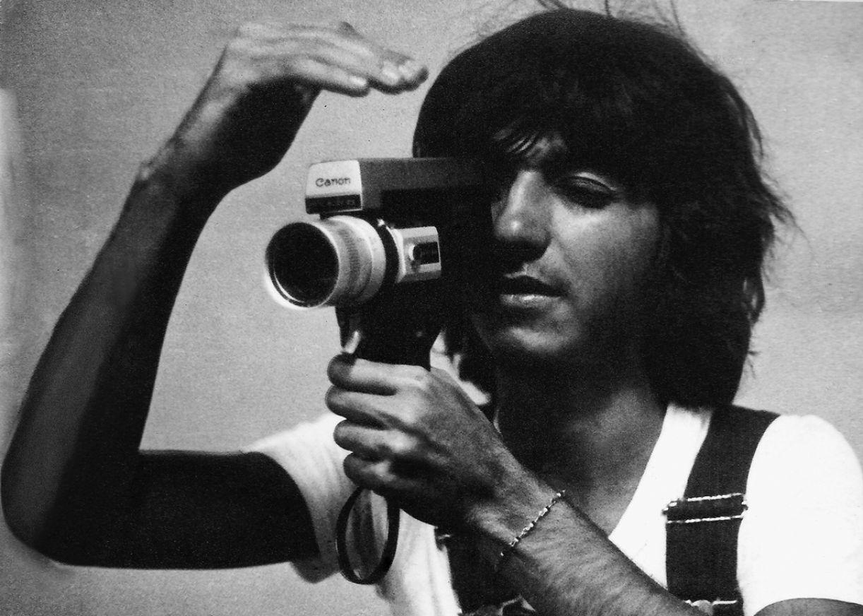 Geneton Moraes Neto participou do Ciclo de cinema Super-8 do Recife, na década de 1970.