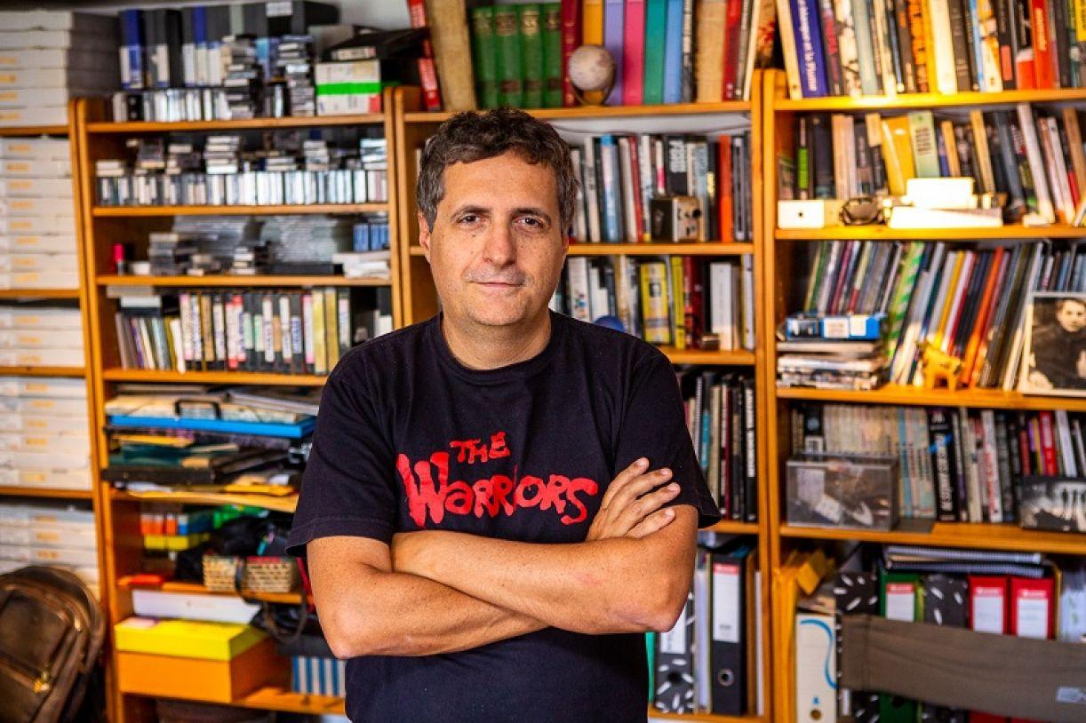 O cineasta Kleber Mendonça Filho