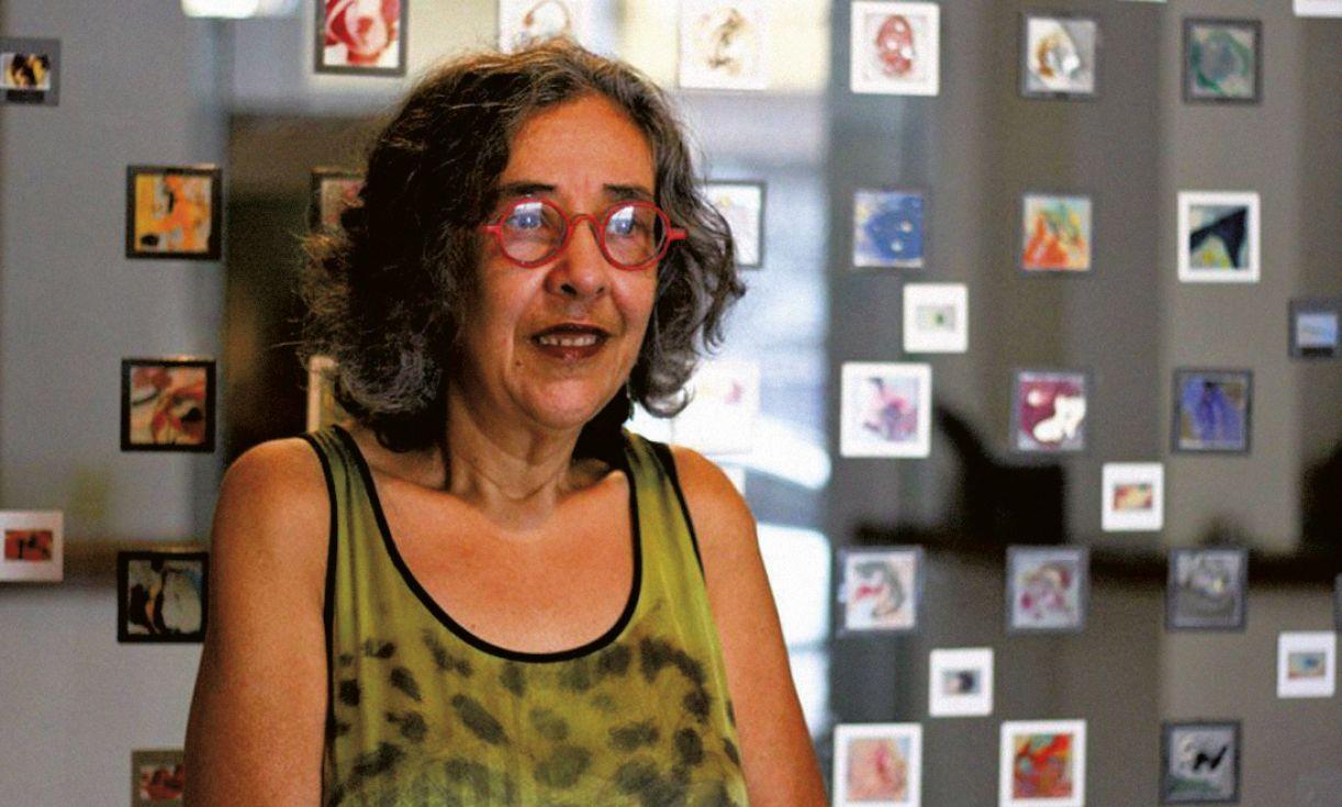 A artista visual pernambucana Maria do Carmo Nino é uma das convidadas do PEF