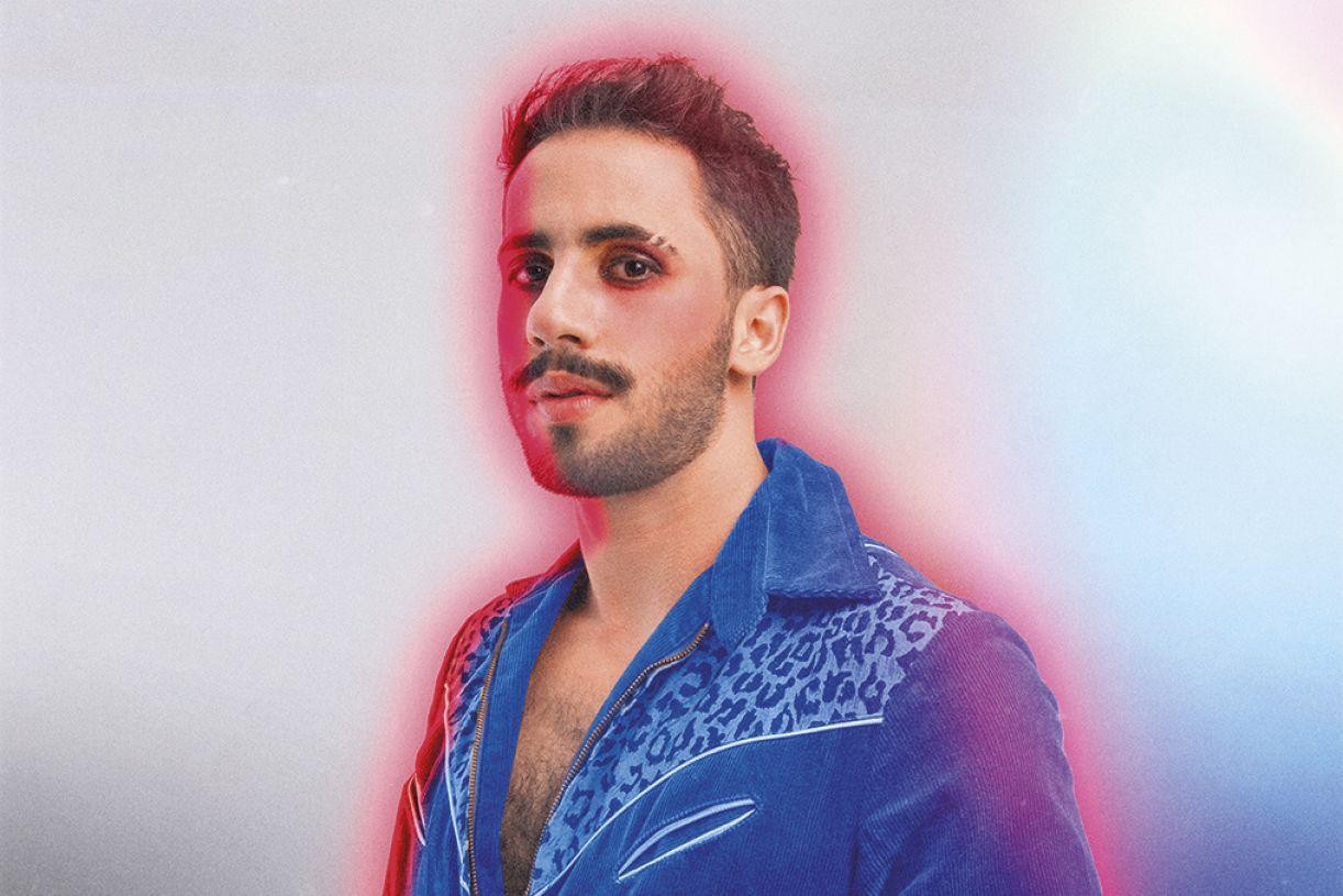 Esta será a primeira apresentação de Romero com o repertório do seu novo álbum 'Ferro'