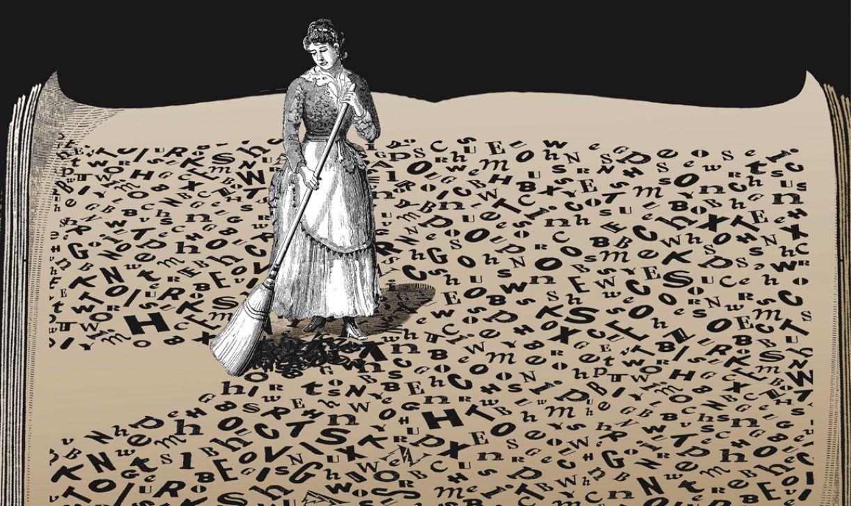 A ilustração integra o conjunto criado para as antologias de contos fantásticos da editora Casa da Palavra
