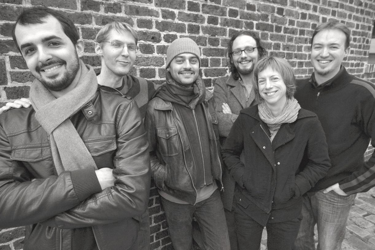 Todos os membros do coletivo Paris Jazz Underground têm carreira solo