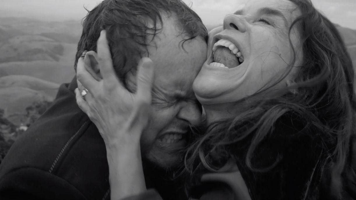No drama rodrigueano, a atriz Lucélia Santos contracena com Matheus Nachtergaele