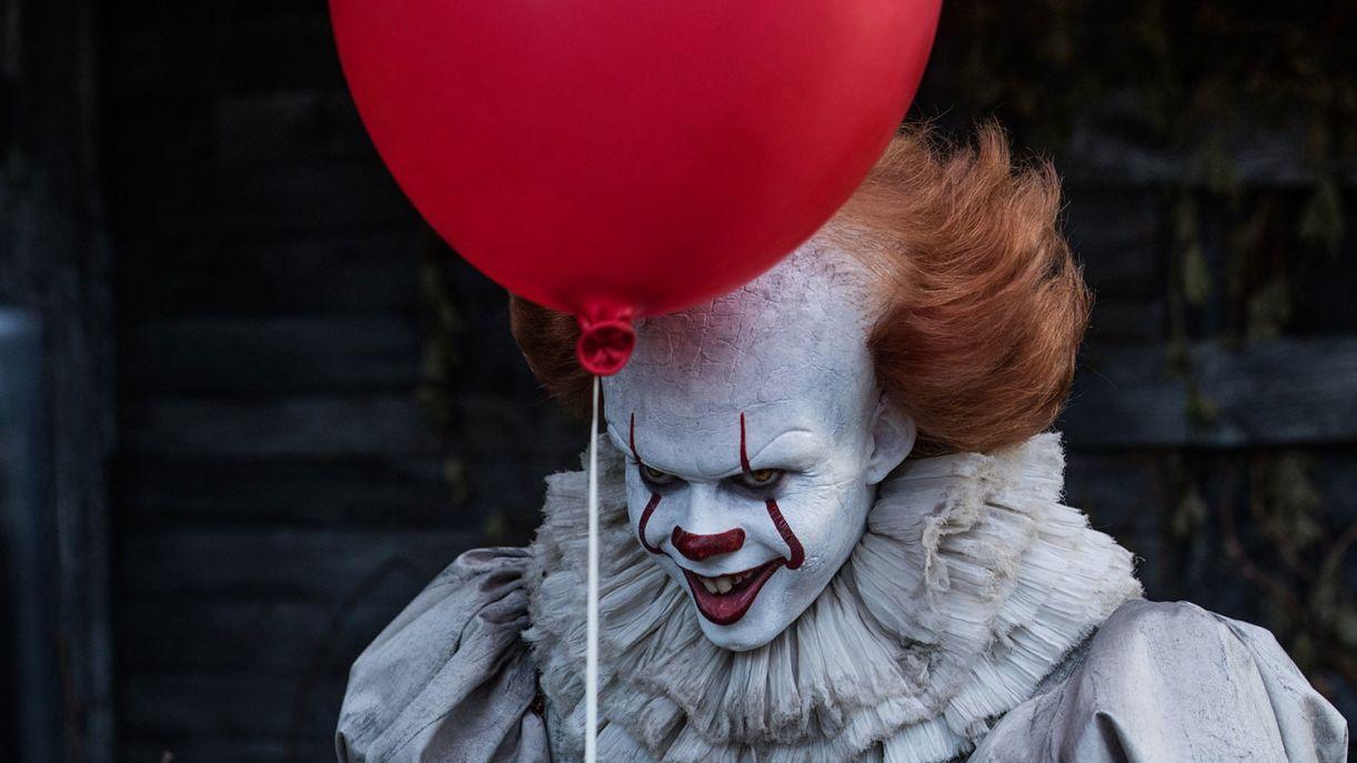 Palhaço Pennywise, personagem do imaginário da cultura de horror, está de volta aos cinemas