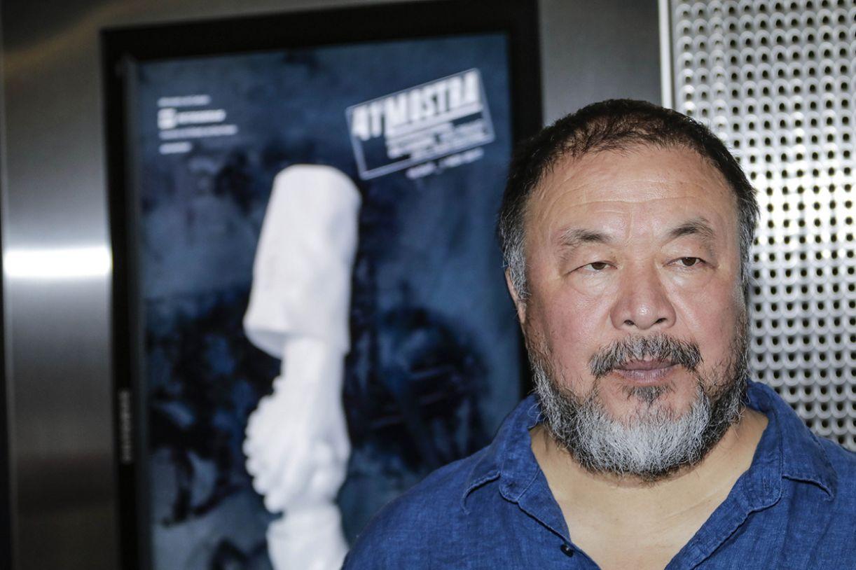 Weiwei percorreu 23 países para radiografar o que considera uma crise política, humanitária e moral