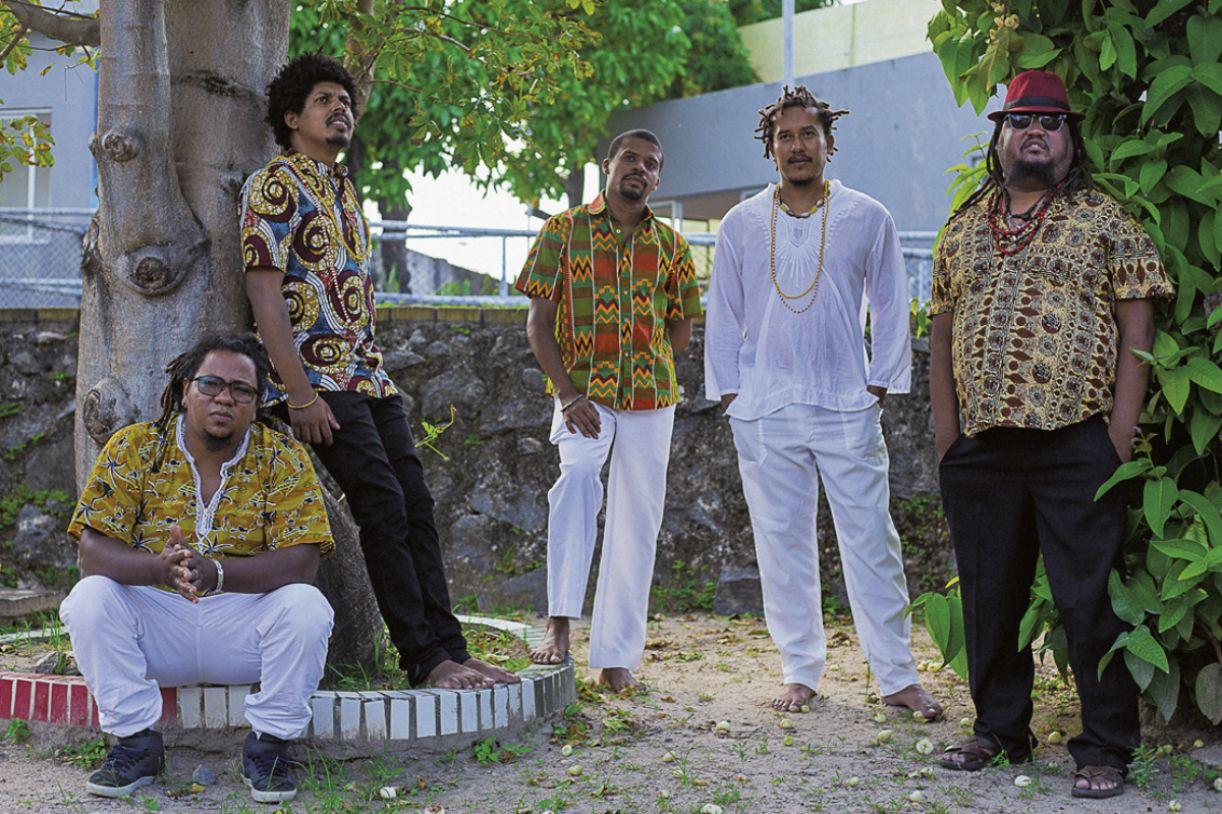 Grupo é formado por Guitinho, Thúlio, Beto, Nino e Memé