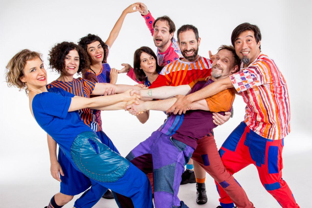 Grupo Barbatuques soma mais de 20 anos de carreira