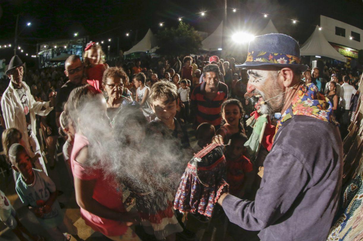 Chico Simões chega de Brasília para o 'Festival Canavial'