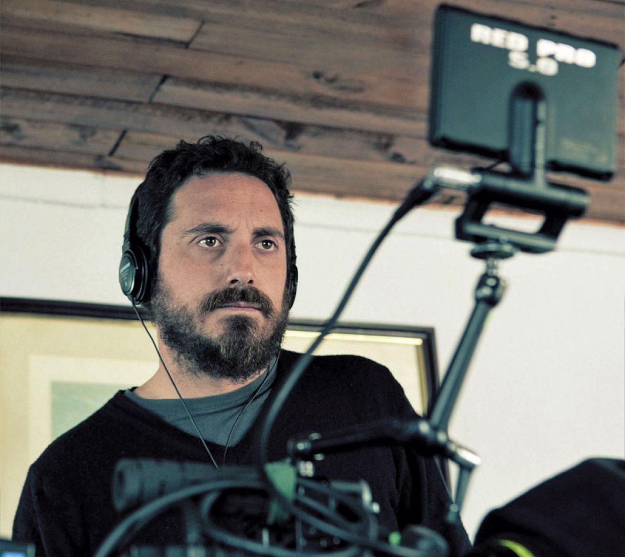 O cineasta Pablo Larraín