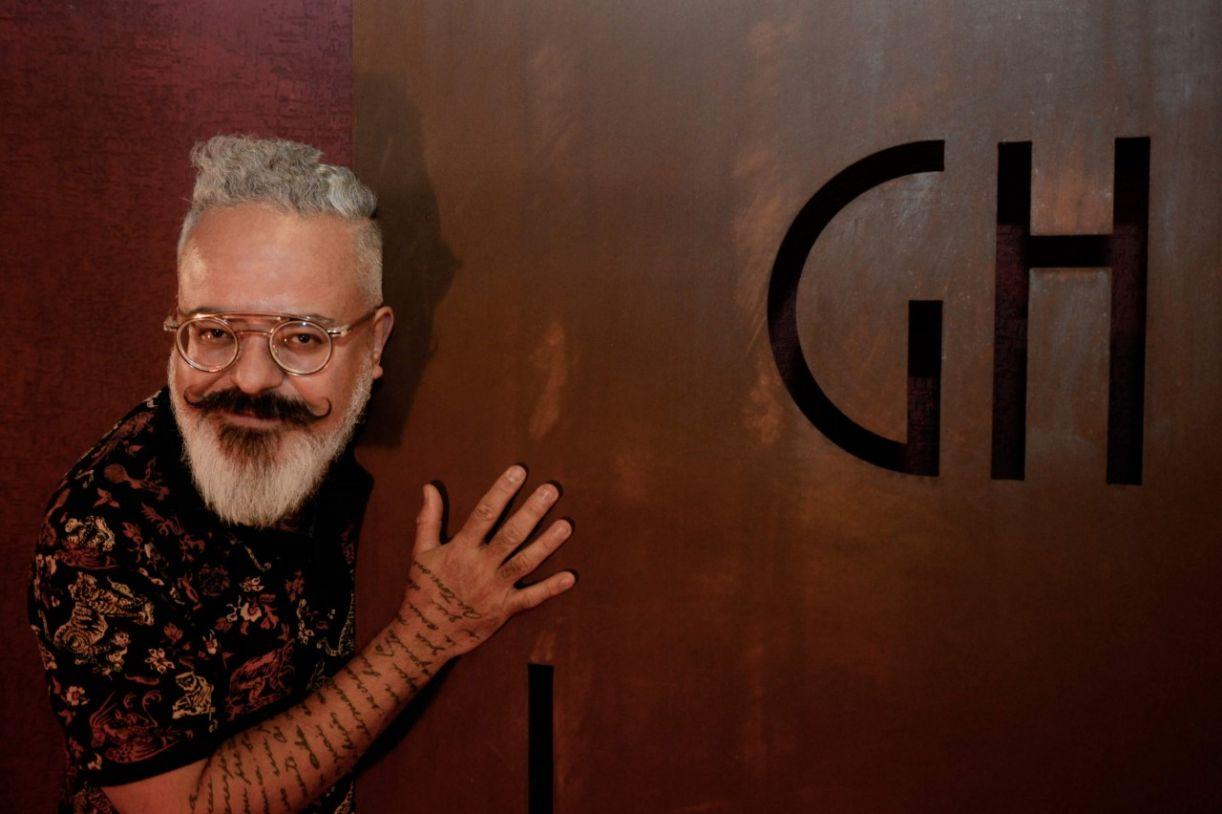 Na 'Fenelivro', o estilista mineiro Ronaldo Fraga fala sobre como a literatura inspira seu trabalho