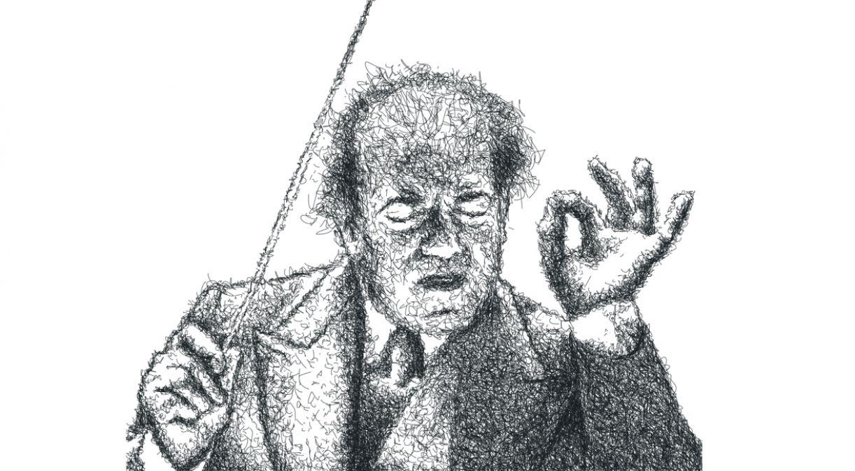 Lírico, vanguardista, sentimental, neobarroco, neoclássico, pós-romântico, ele era um compositor que utilizava uma linguagem harmônica avançada
