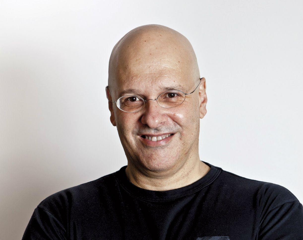 O escritor Alberto Mussa