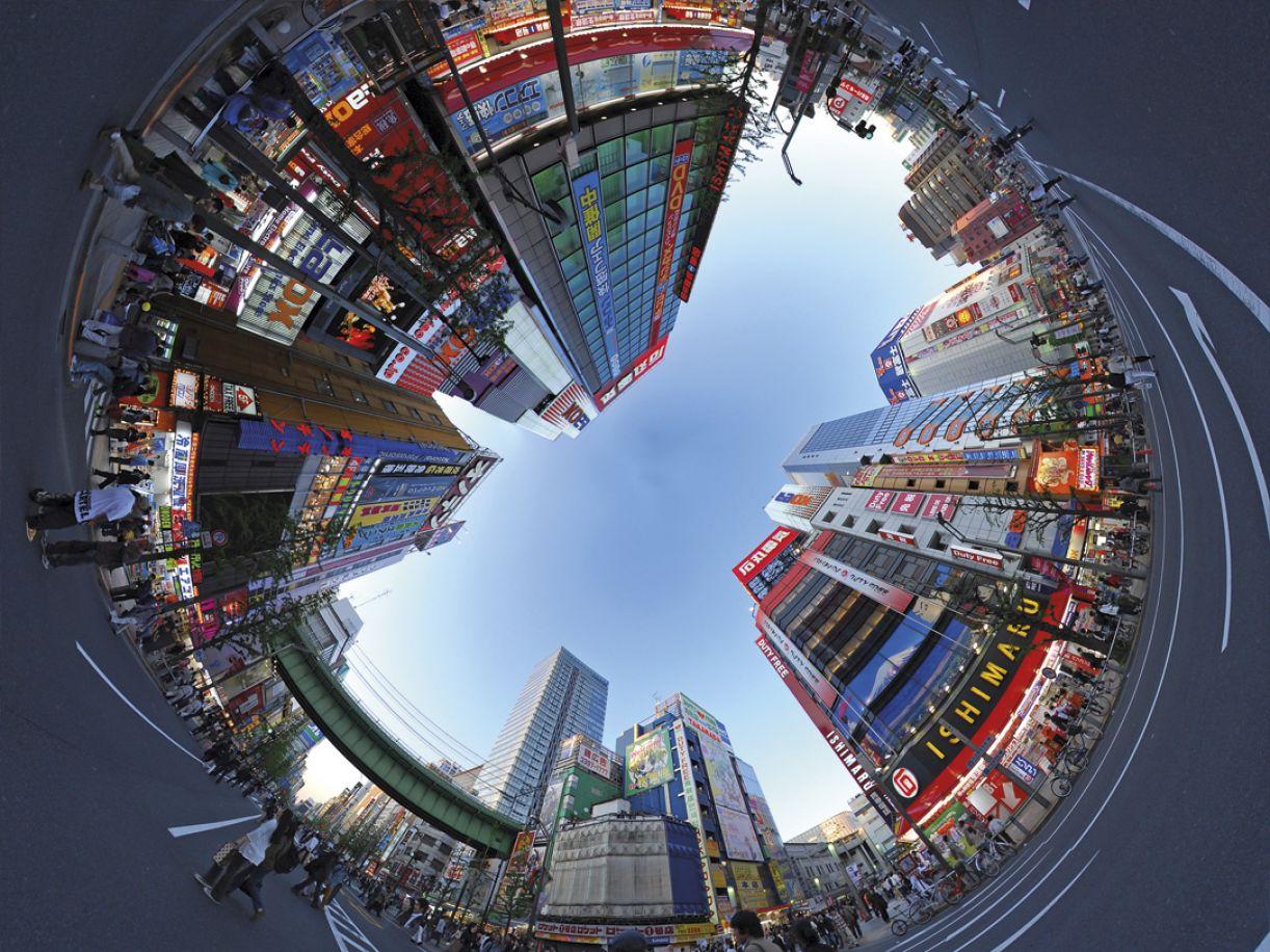 """""""Conhecer Tóquio é como entrar num game repleto de personagens fascinantes e  'acessórios' visuais"""""""