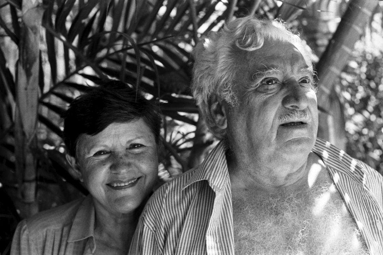 Amor de Zélia Gattai e Jorge Amado é explorado em exposição