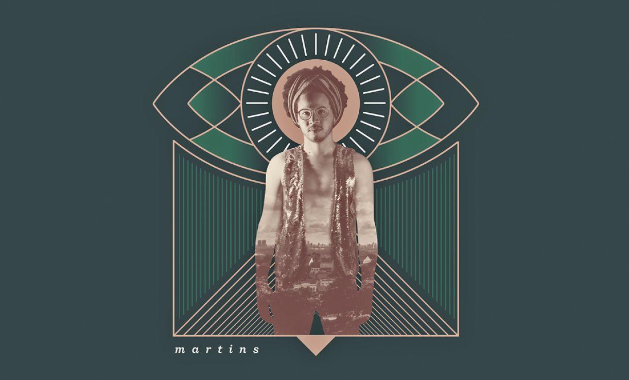 Imagem de capa do álbum 'Martins'