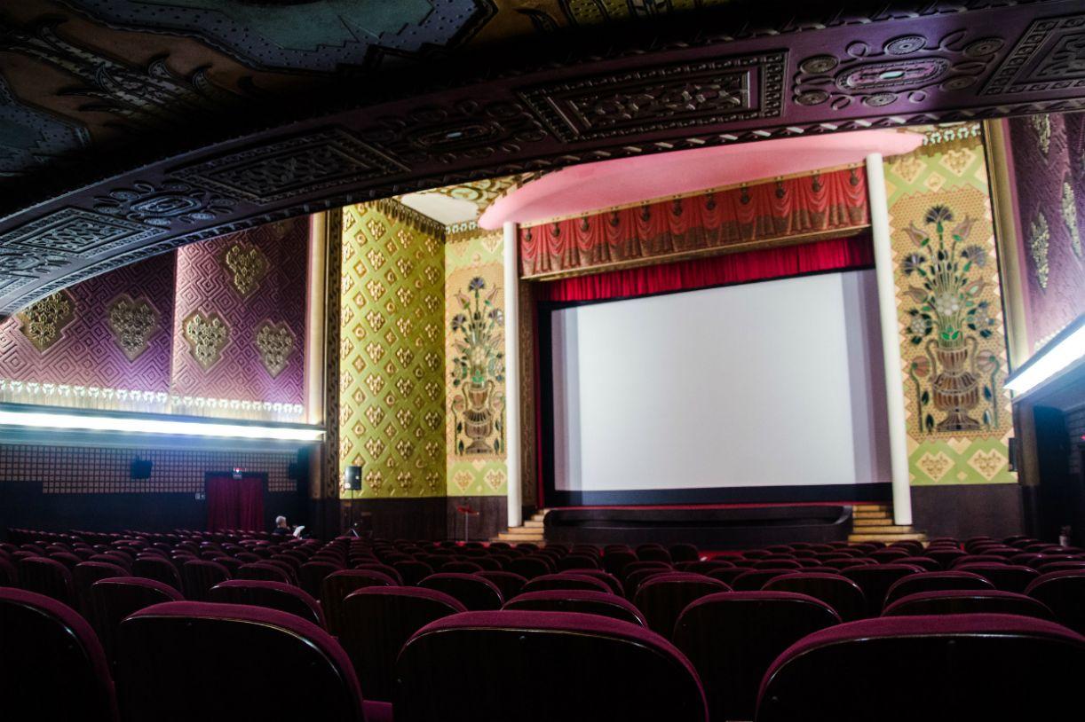 FestCine ocupa o Cinema São Luiz