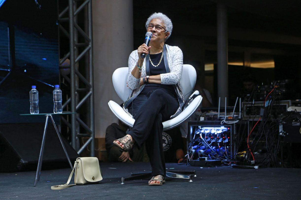 Patricia Hill Collins é autora do livro 'Pensamento feminista negro', que acaba de ser traduzido no Brasil