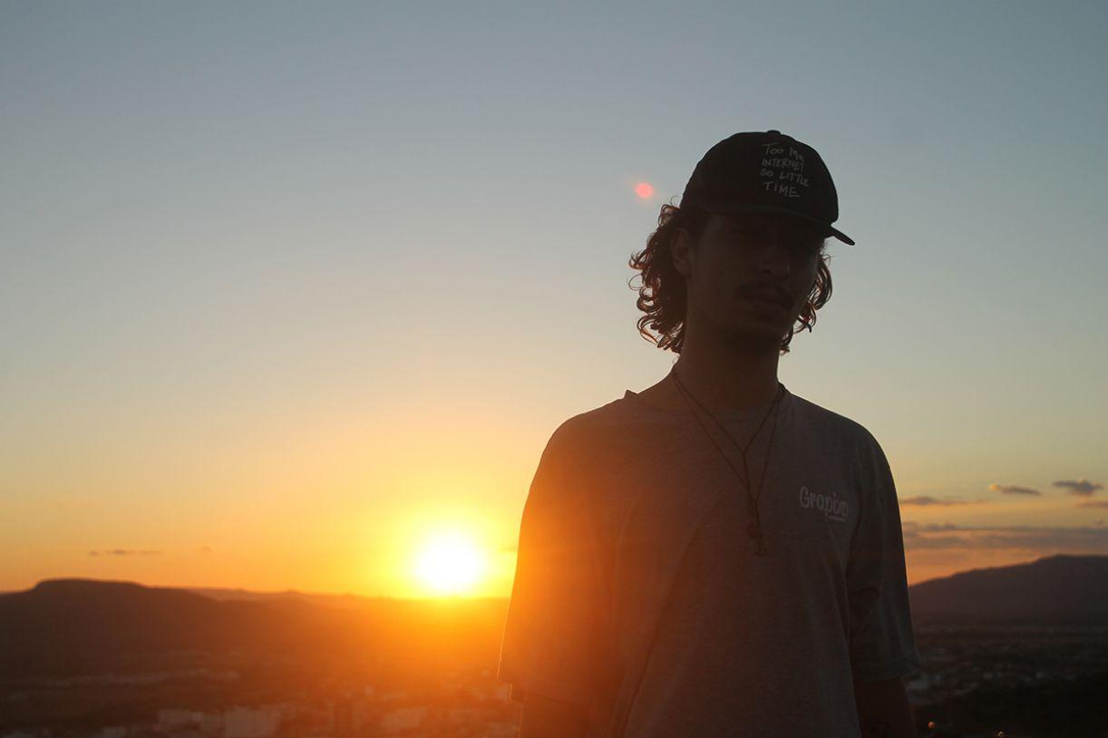 Zord, rapper e articulador da cena de Arcoverde, no Sertão de Pernambuco